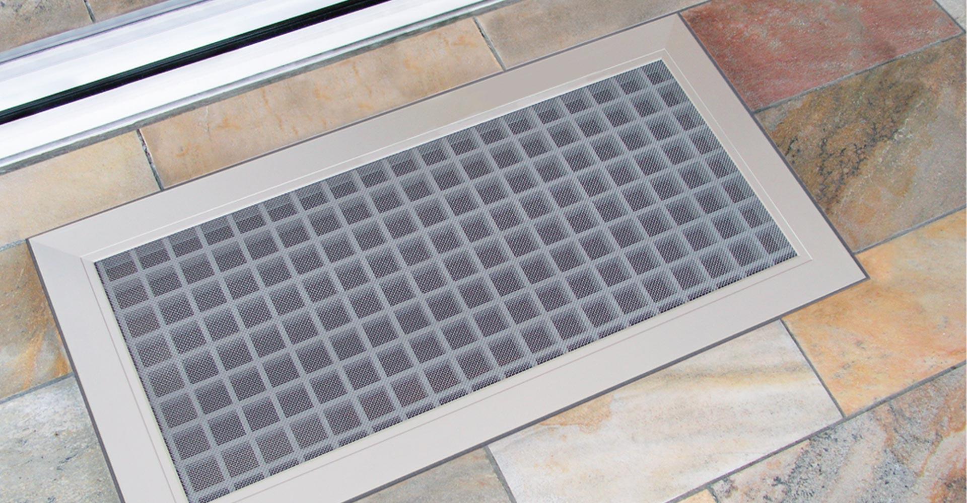 Insektenschutzsysteme aus Aluminium