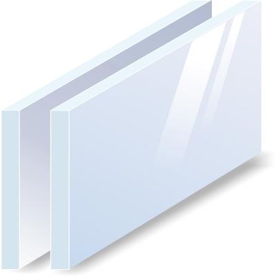 2-fach Wärmeschutzglas