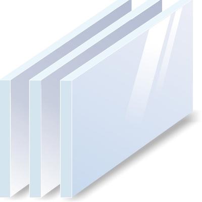 3-fach Wärmeschutzglas